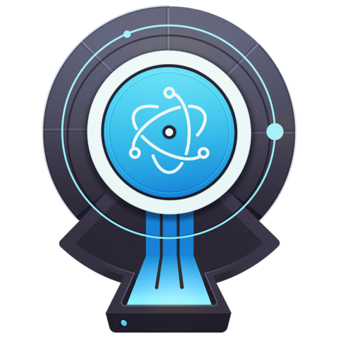 Build a desktop application with Electron course logo